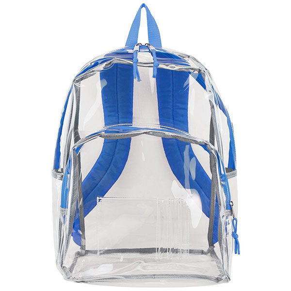 Clear beach bag  with Smooth Plastic Completely Transparent