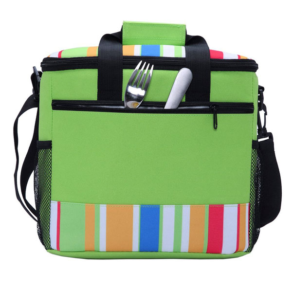 Wholesale China 24-can Cooler Tote Insulated Lunch Bag,Outdoor Picnic Bag