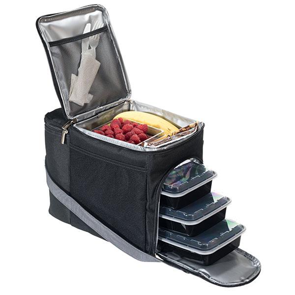 China Meal Prep Cooler Shoulder Bag For Sale With Full Meal Management System