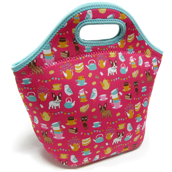 Neoprene waterproof cooler lunch bag wholesale