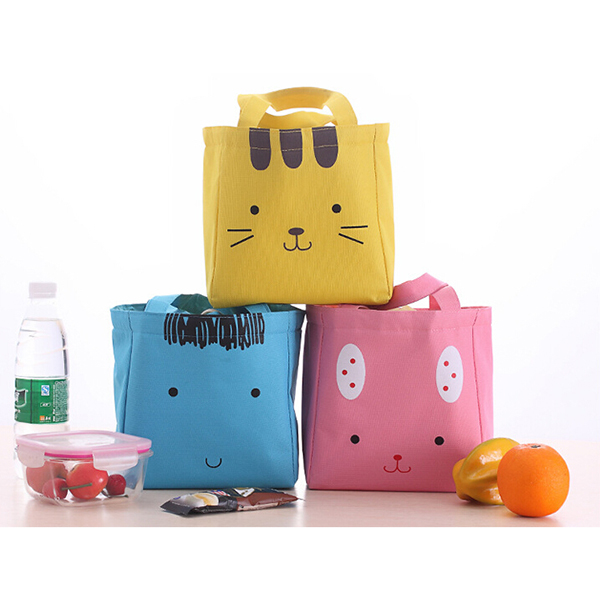 Cute design thermal lunch bag manufacturer