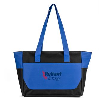 EJPS03 Promotional 600D Tote Bag With Laptop Sleeve