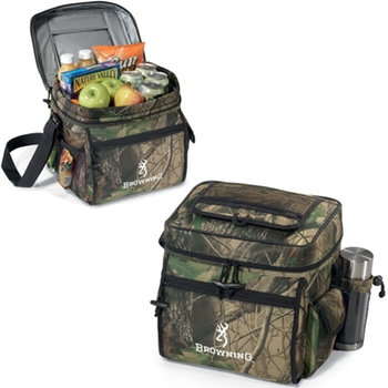 LCL34 24 can Camo Sport Custom Cooler Bag